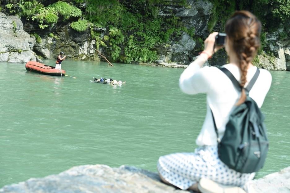 River experience in Nagatoro