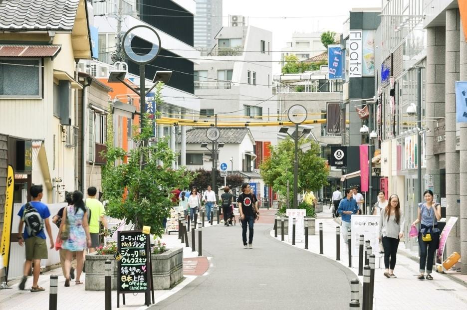 Cat Street @原宿