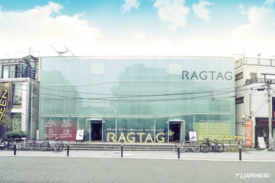 -RAGTAG 原宿店-