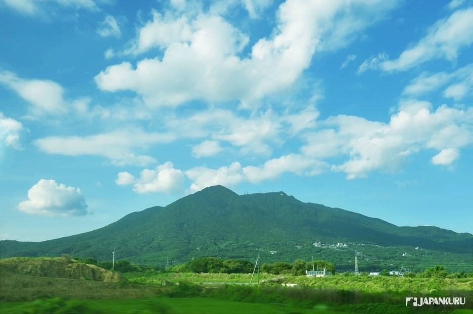 @ Mount Tsukuba