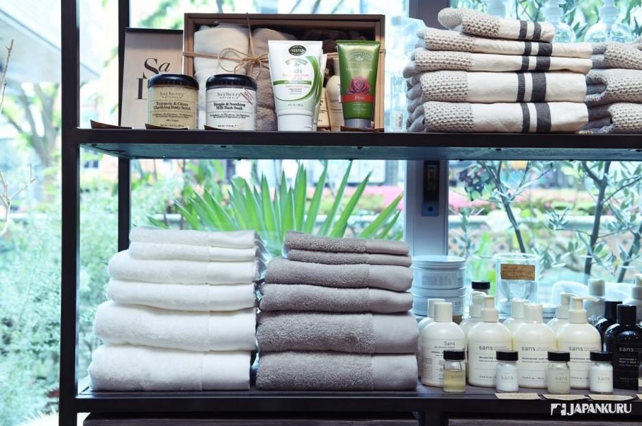 日本製手工毛巾
