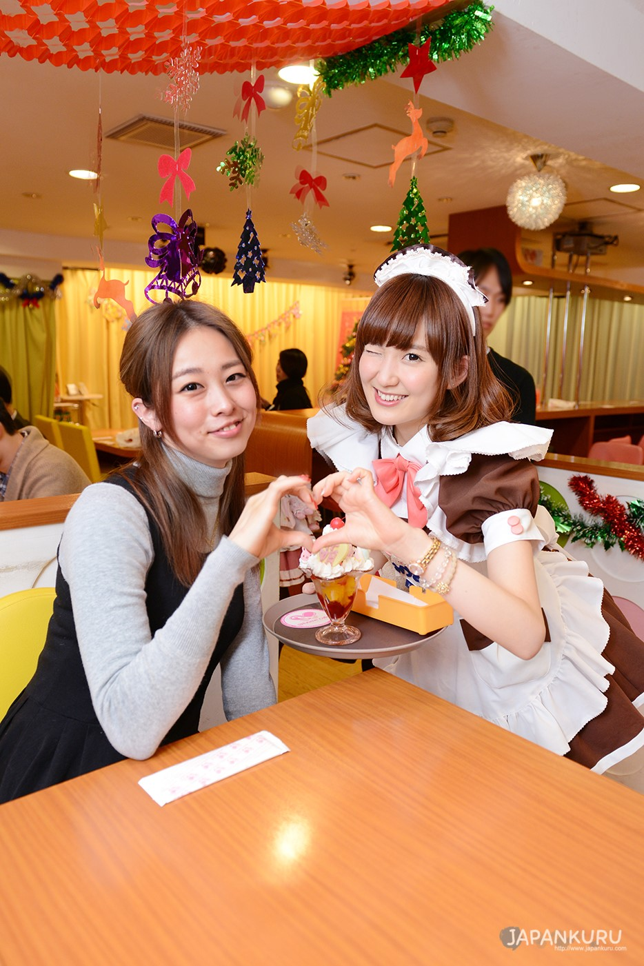 #Interest  ♪ Welcome Home ^^ by Maids at @ home Cafe in Akihabara