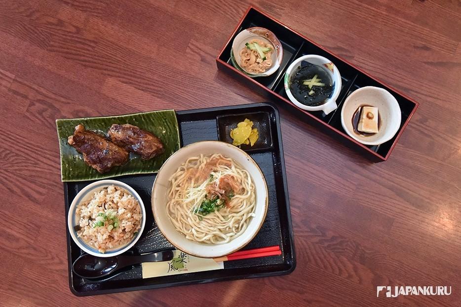 冲绳美食吃了再战
