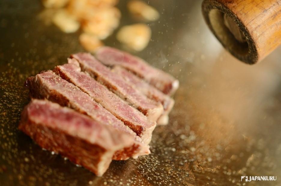 Enjoy delicious luxury cuisine