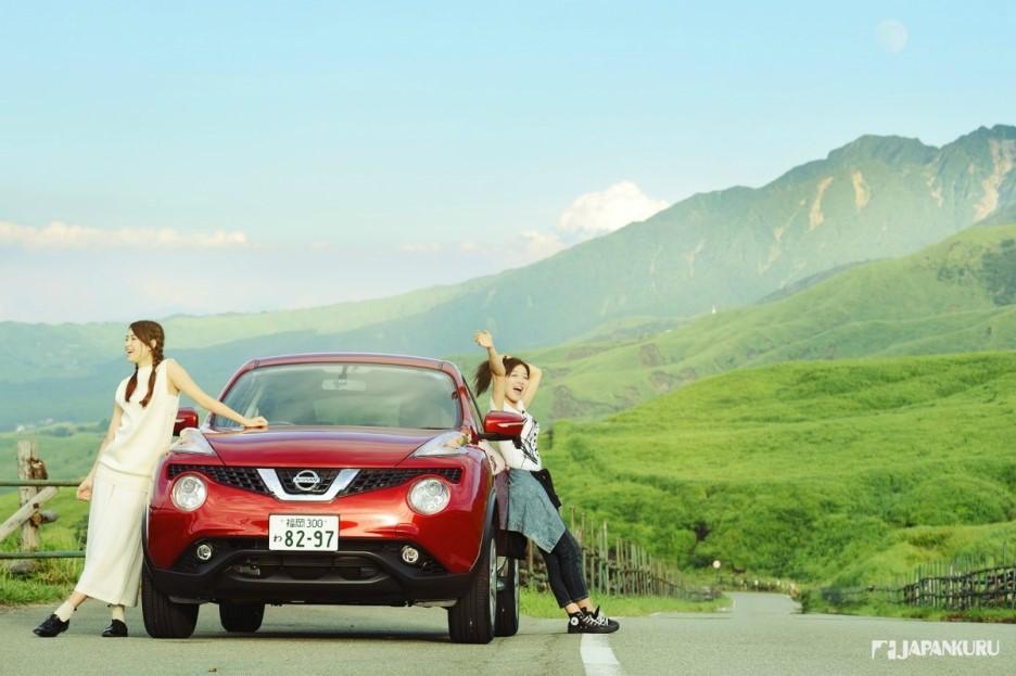 # Rent-a-car in Kyushu