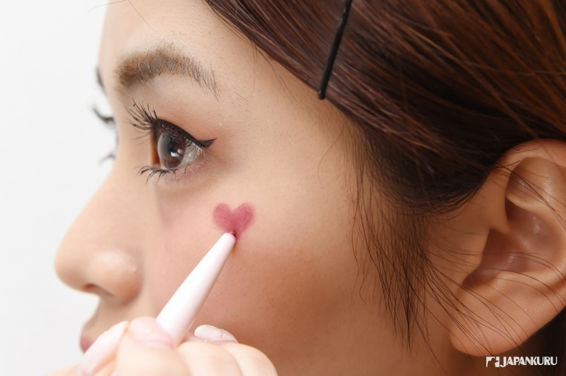 防曬型的眼線筆(GEL LINE ARTIST)