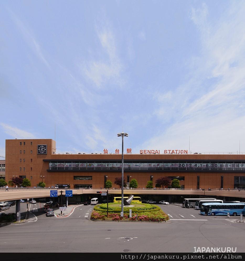 JR仙台站
