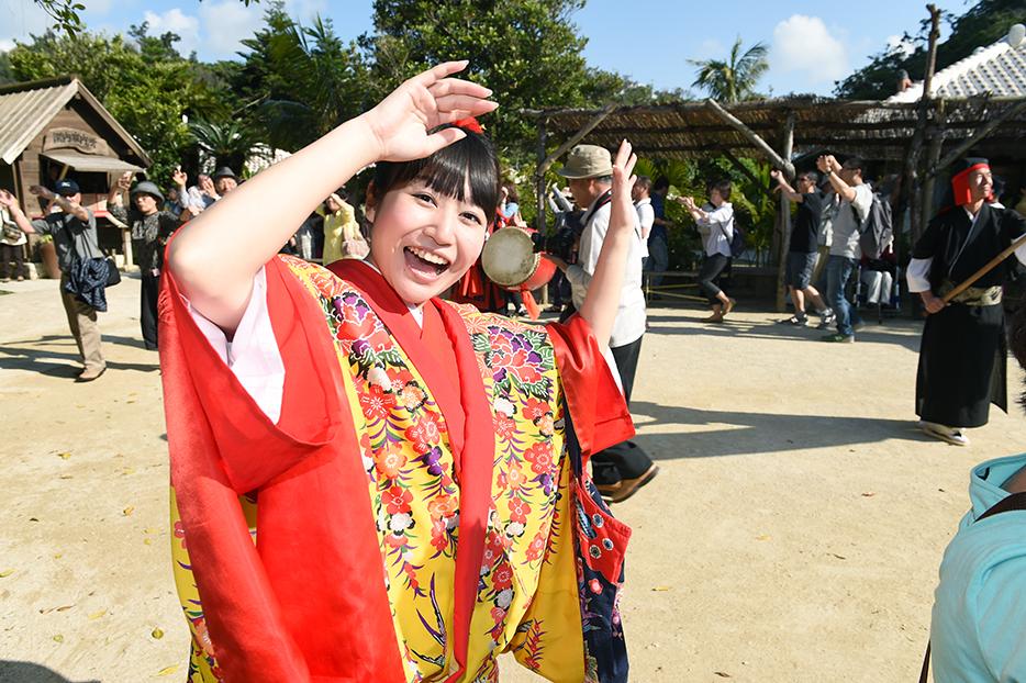 沖繩的代表性傳統藝能
