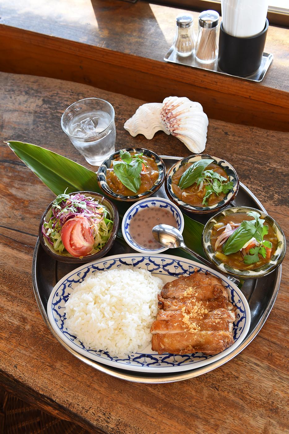 被泰國認定的泰國料理