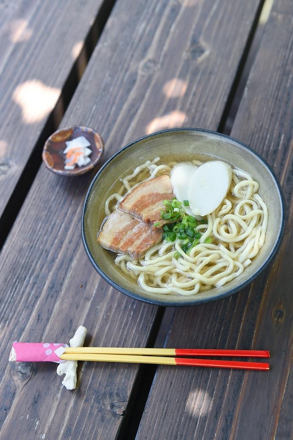沖縄蕎麥麵