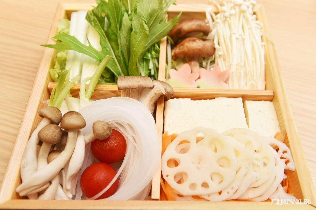 鮮甜的蔬菜們