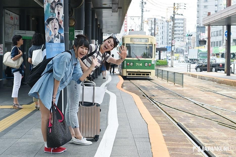 廣島的路面電車
