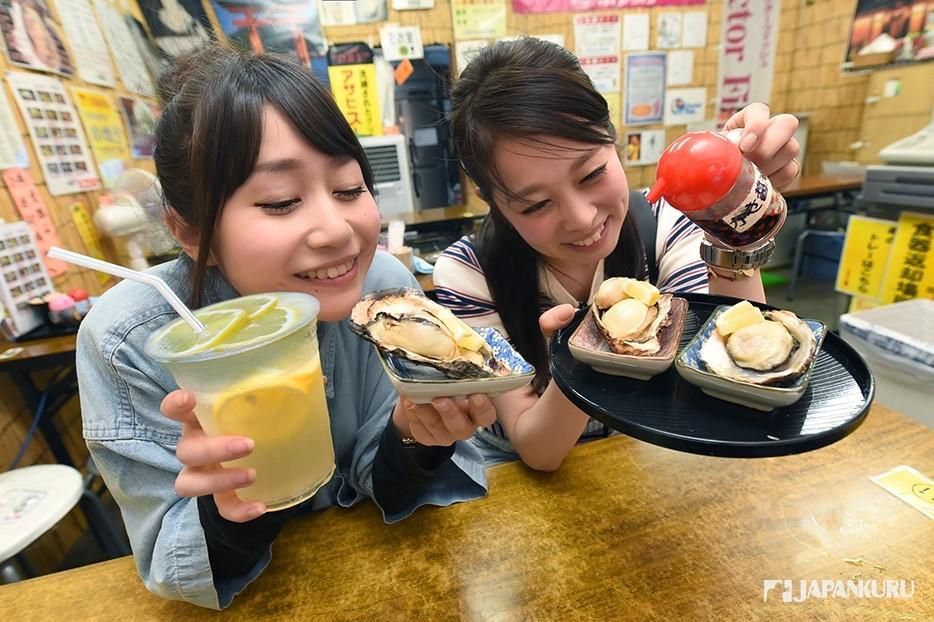 廣島當地美食