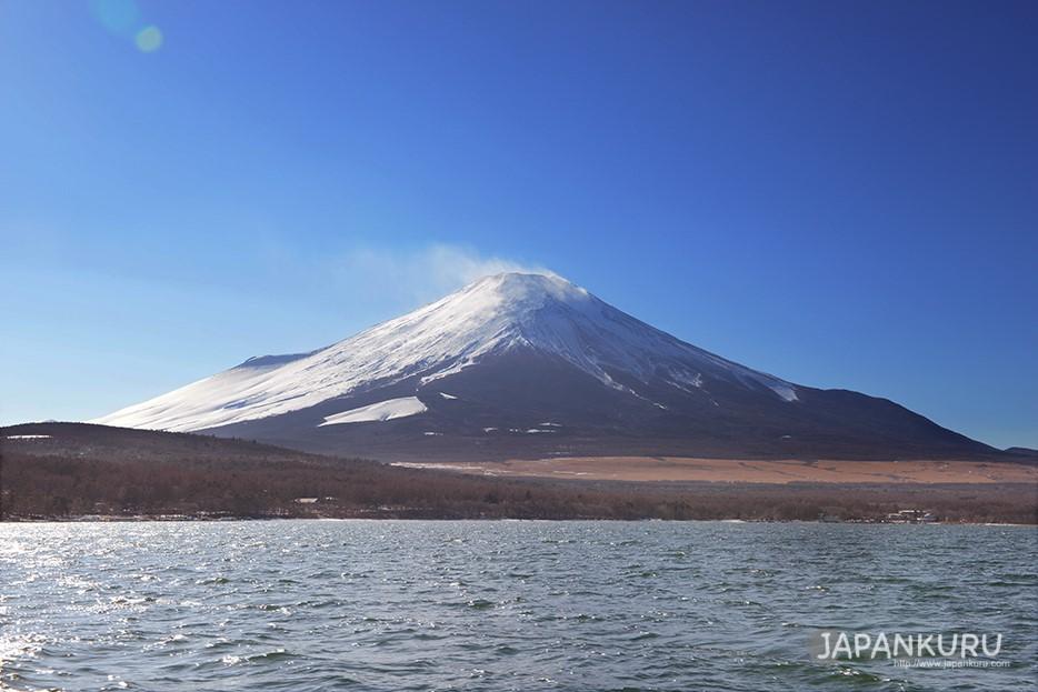 好大顆的富士山!!