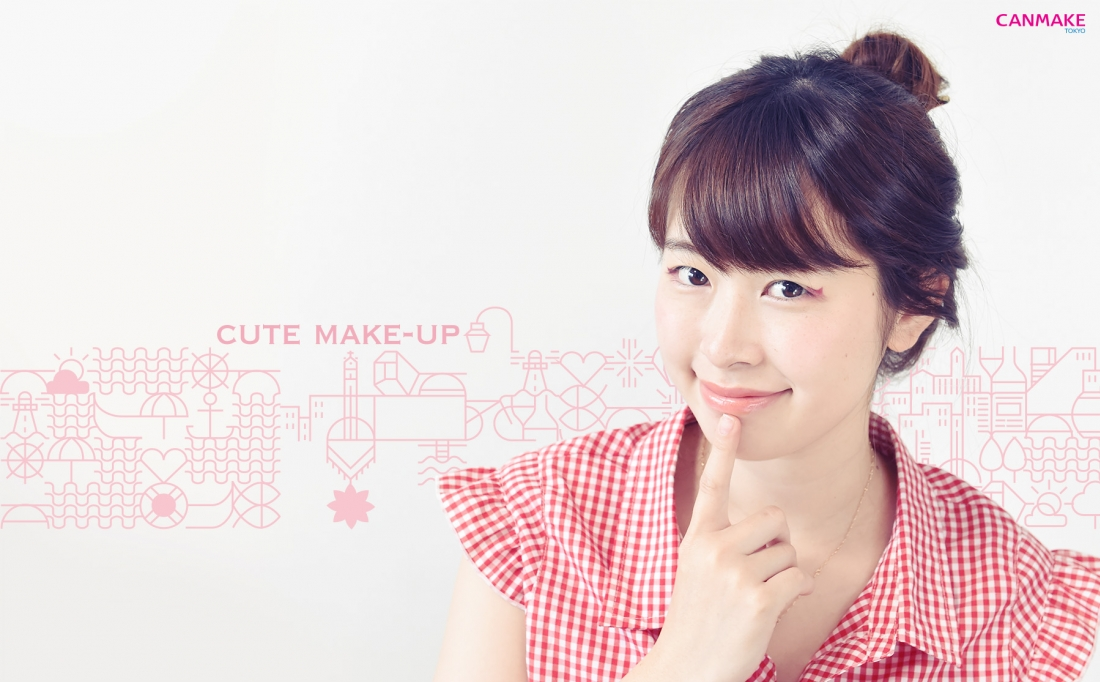 CUTE MAKE-UP การแต่งหน้าที่สาวญี่ปุ่นนิยมมากที่สุด