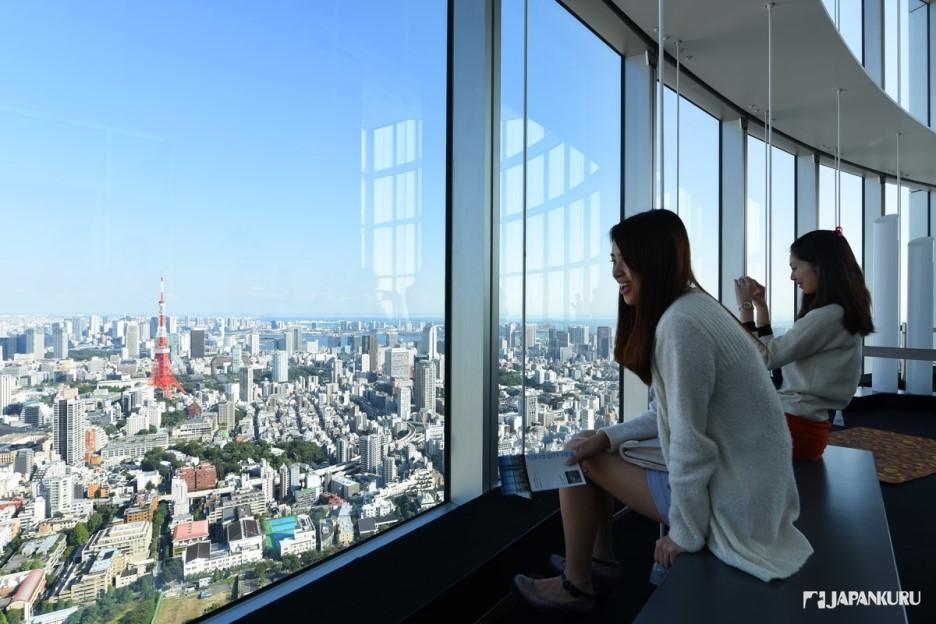 TOKYO CITY VIEW全景