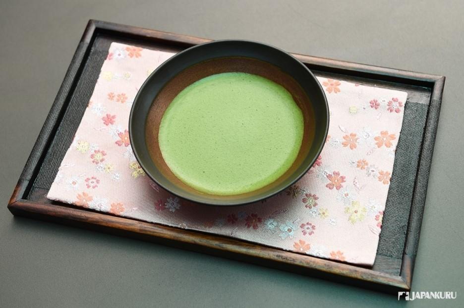 日本的傳統「抹茶」