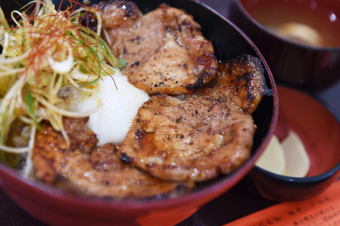 北海道十勝帶廣的名物豬肉飯