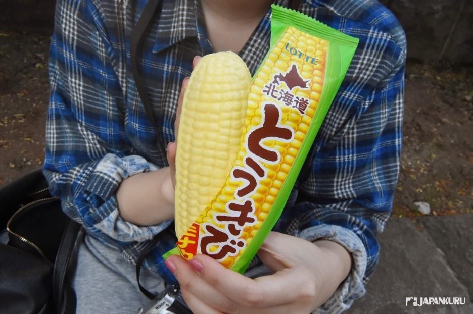 北海道的夏日零食【toukibi】