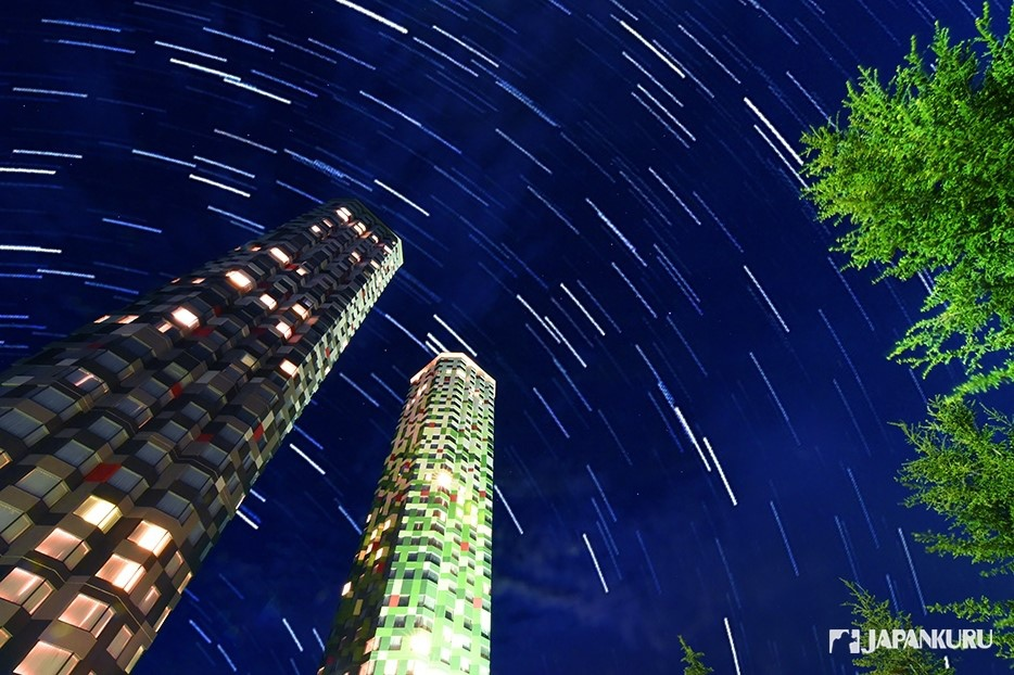 北海道的夜空簡直太美麗啦!!