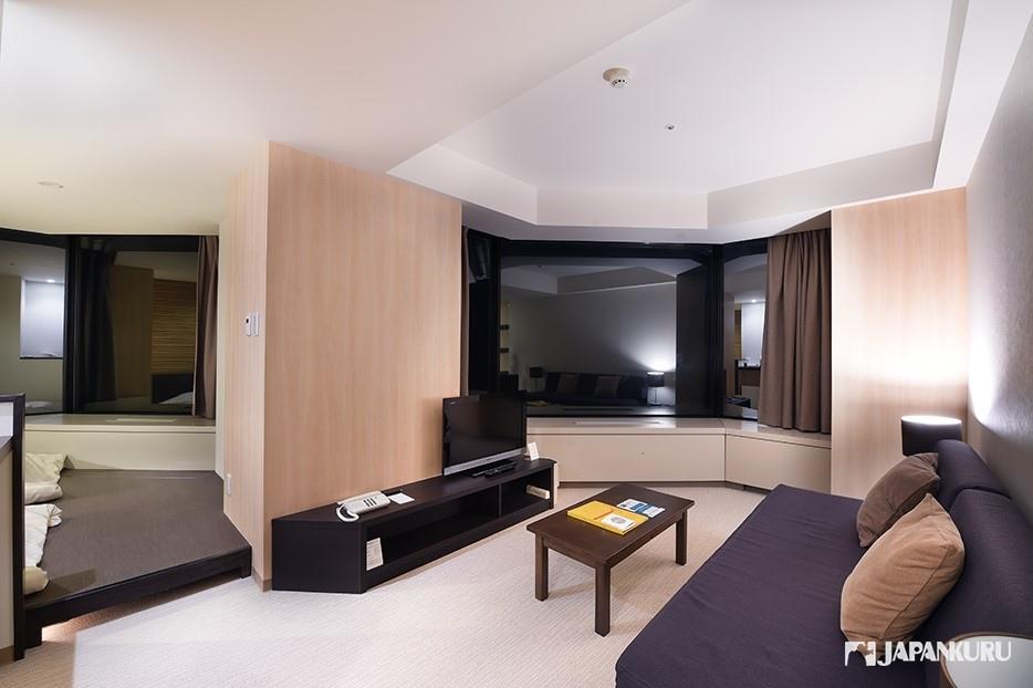 設計獨特的客房