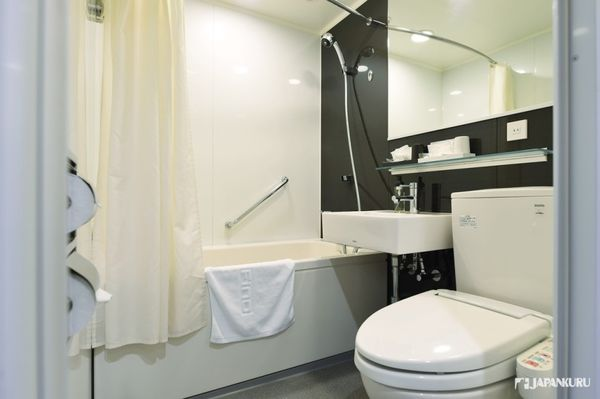 幹凈舒適的衛浴