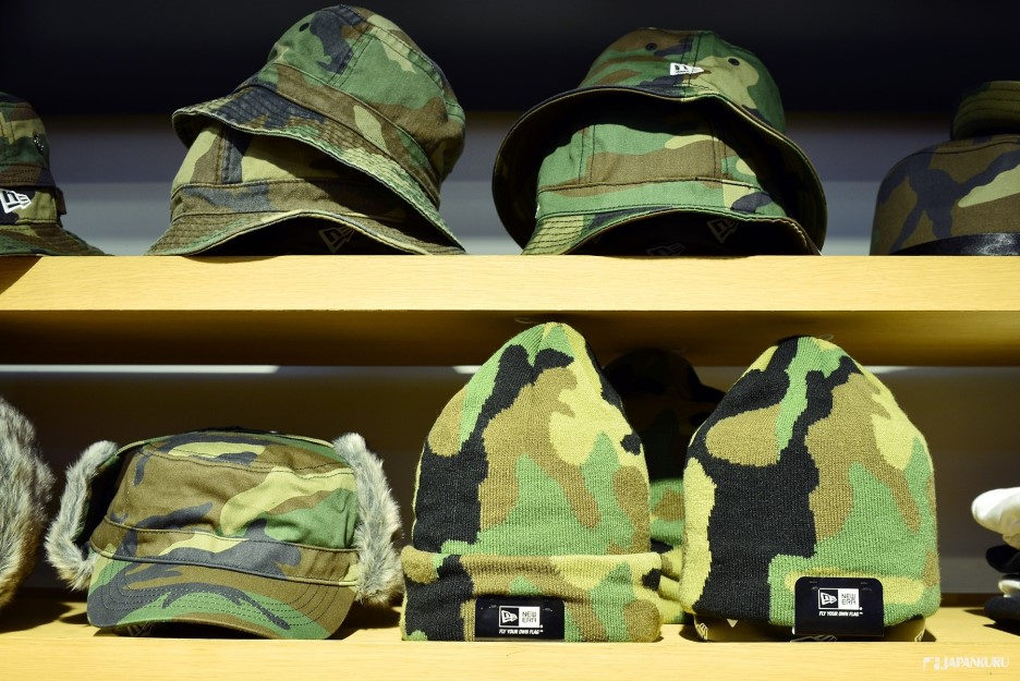 # Series of Camouflage