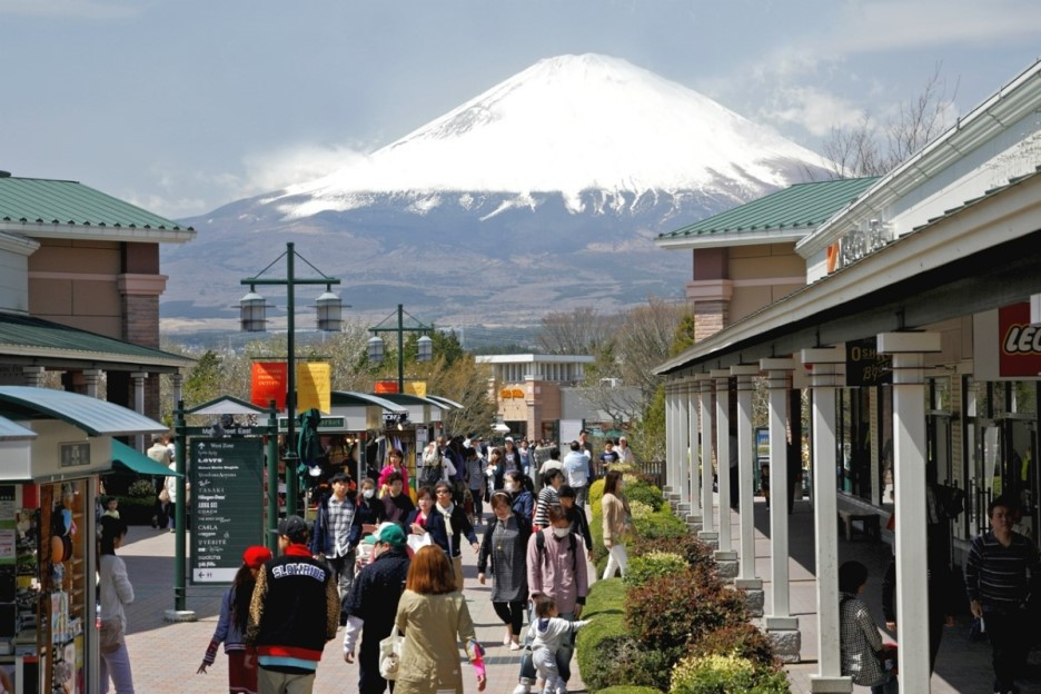 Gotemba Premium Outlet! !