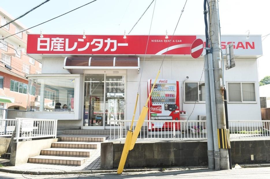NISSAN RENT A CAR 福岡機場店
