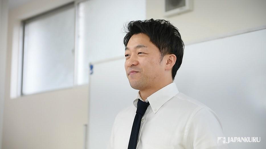▲日本籍老師