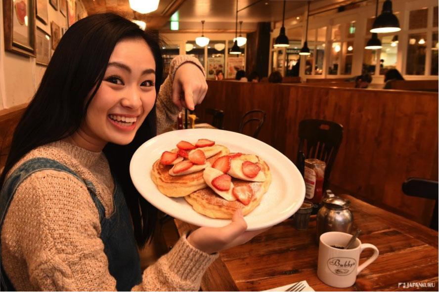 Bubby's Yaechika (American Cafe restaurant)
