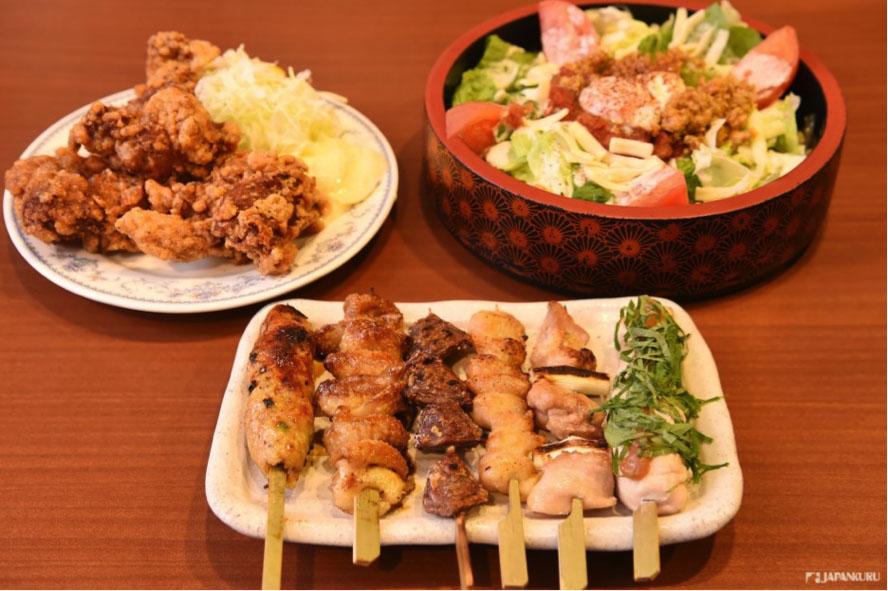Experiencing Japanese Soul Food