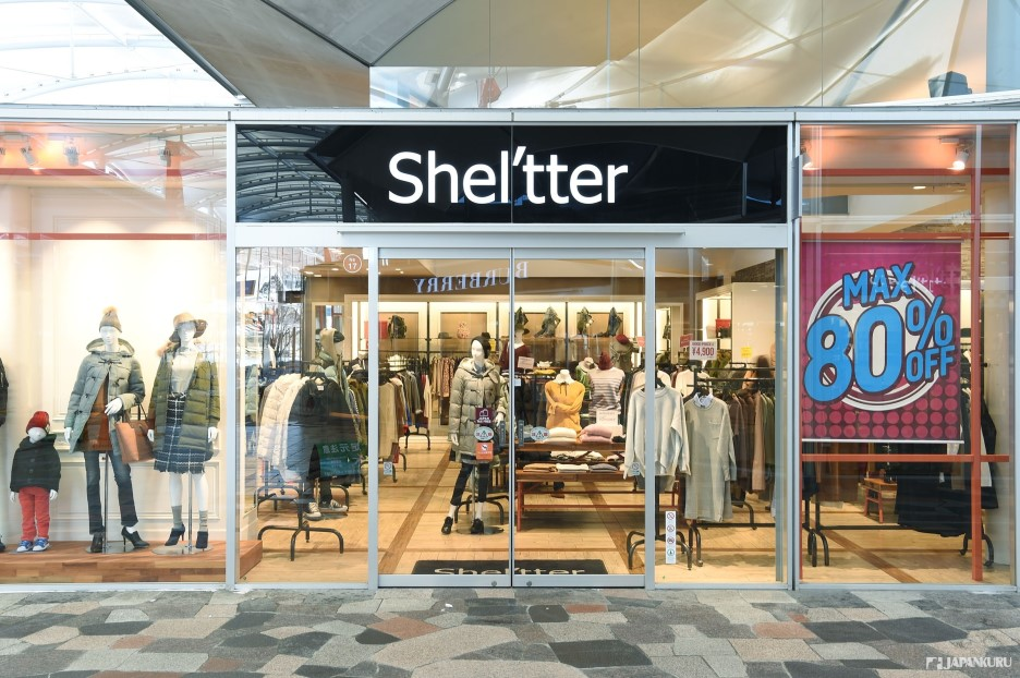 A Constantly Evolving Women's Shop: SHEL`TTER