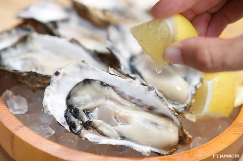 Carefully Selected Oysters