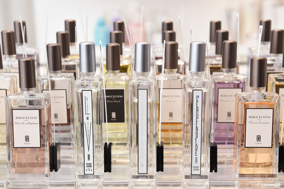 Luxury fragrances by Serge Lutens