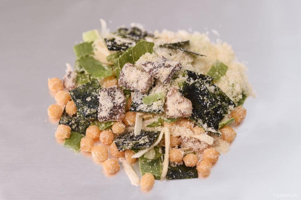 來看看神戶牛的茶泡飯