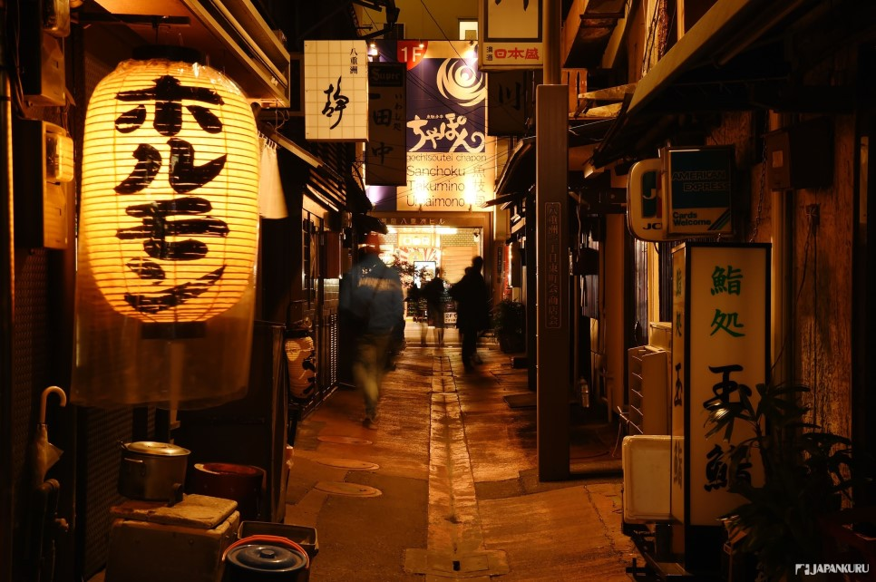Charm Point 3 - Experience the atmosphere of the Japanese Izakaya