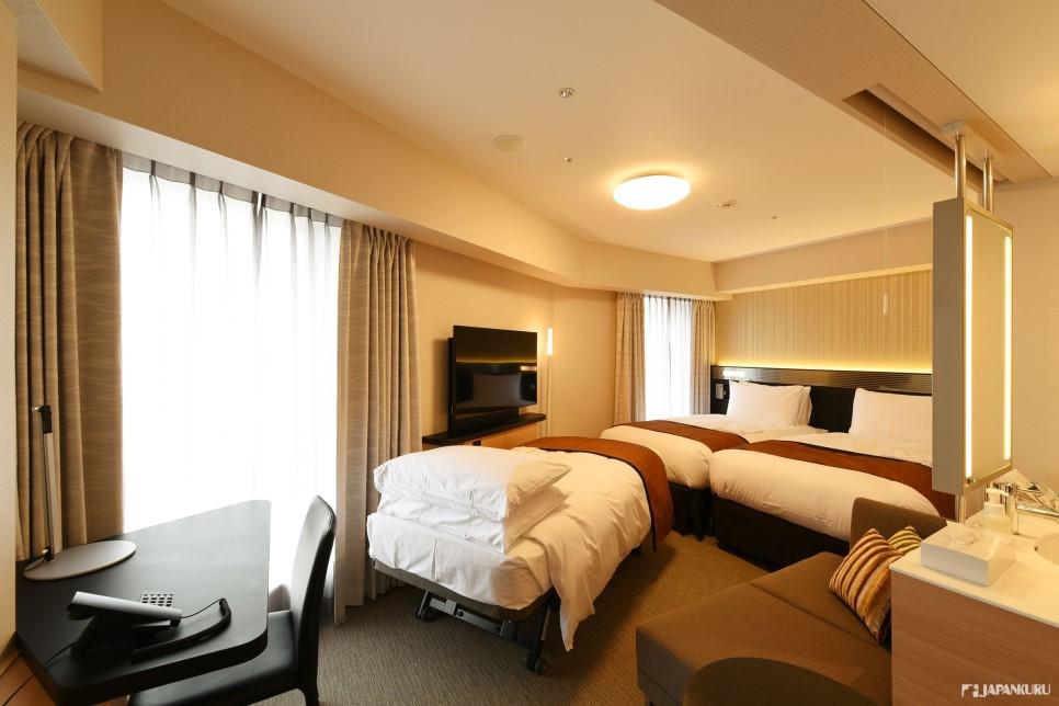 Corner Room Two-Bed