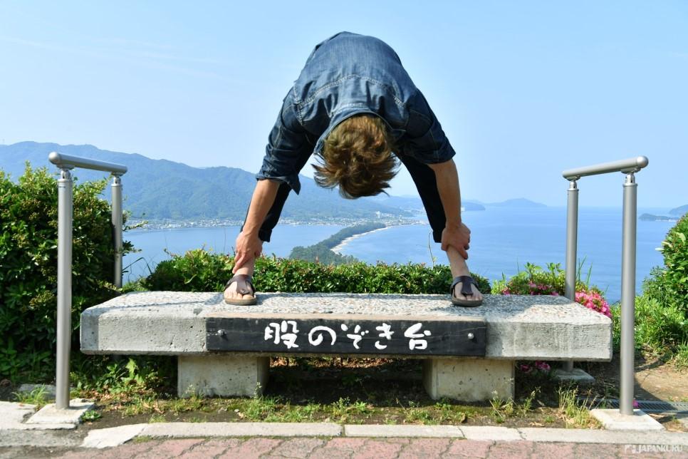 MATANOZOKI(股のぞき)台