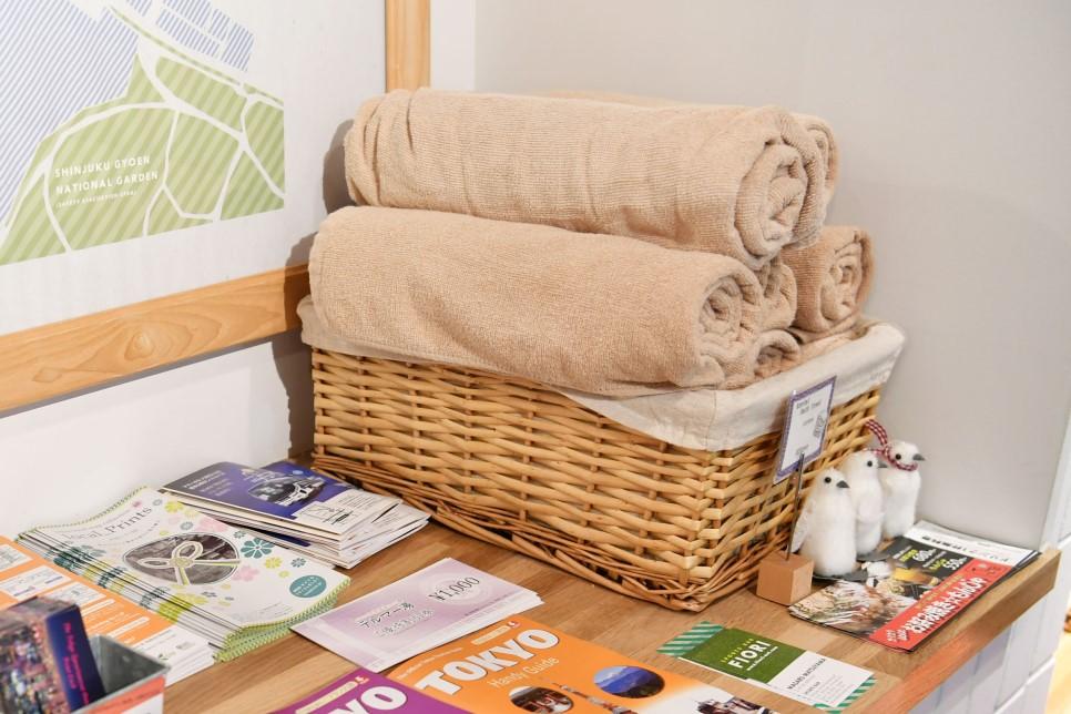 Q.需要自备毛巾吗?