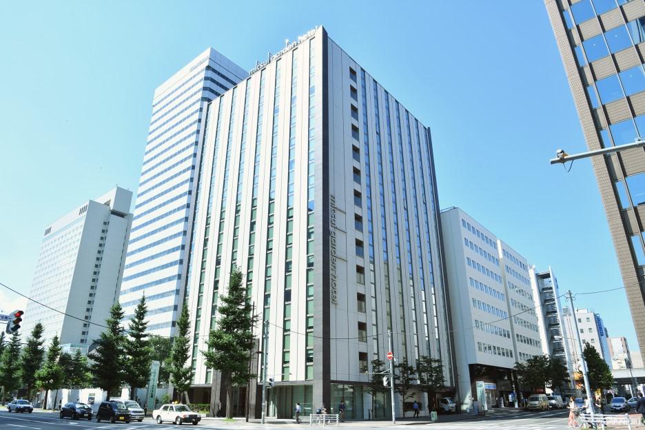 理由一。距離札幌車站神近的飯店
