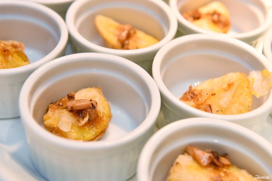 1.參加了「被期待的早餐競賽」的作品!「脆脆馬鈴薯炸米粉」