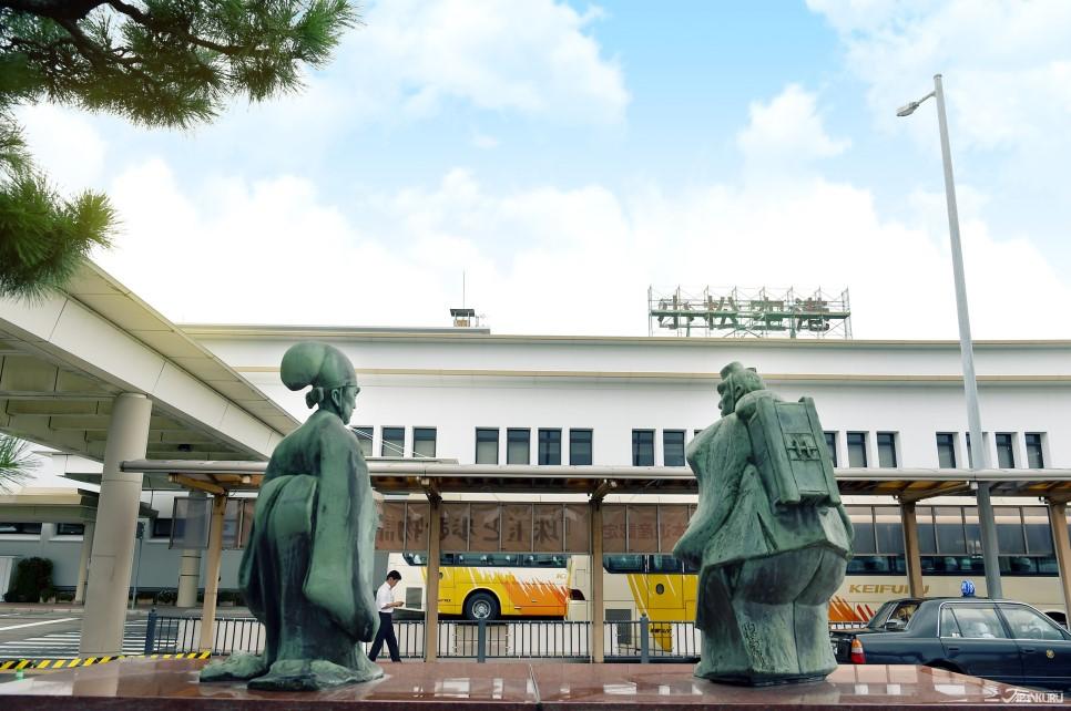 从羽田机场➤小松机场