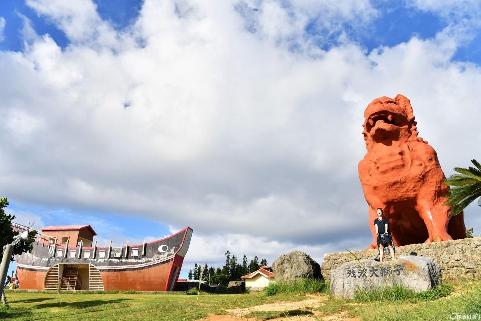 넷. 세계최대 크기 시시마이(大獅子)