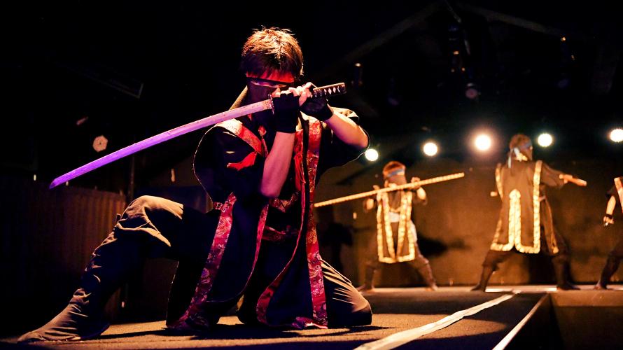 Buổi biểu diễn Ryukyu Ninja! Một màn biểu diễn mà bạn chưa bao giờ được xem!!