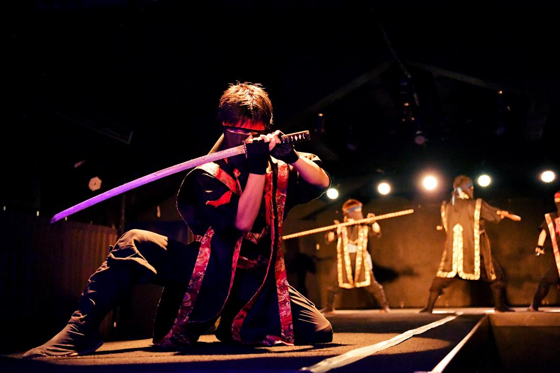 古代琉球的傳統武器大集合