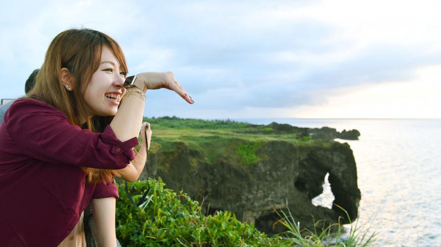 CAP MANZAMŌ | L'Eléphant le plus Populaire d'Okinawa!