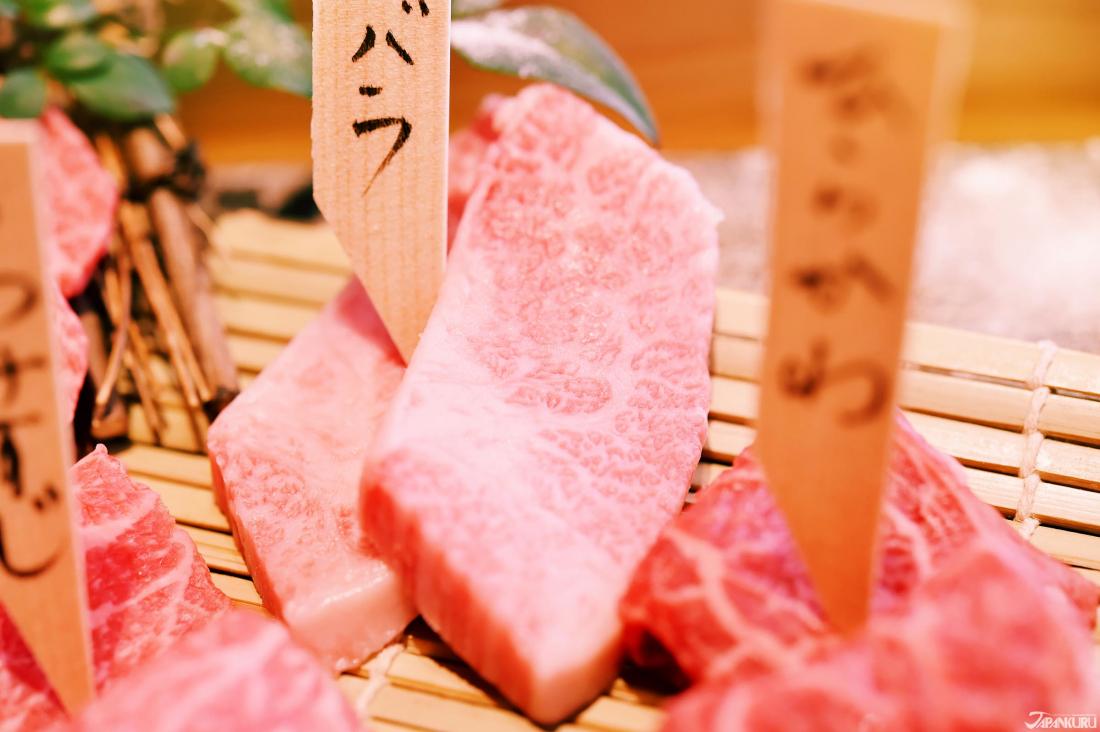 笹バラ 牛五花的一種