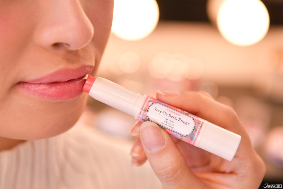 Stay - on Balm Rouge  580엔  + TAX