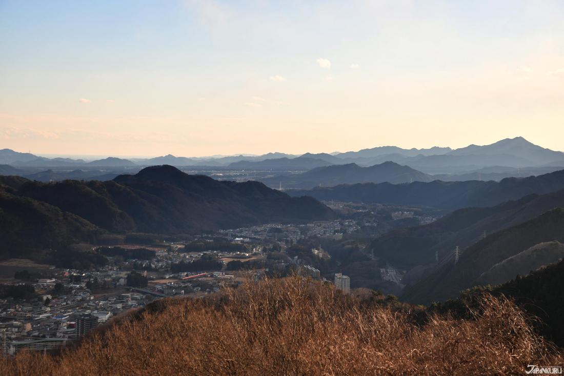 닛코 키누가와 지역이 한눈에!